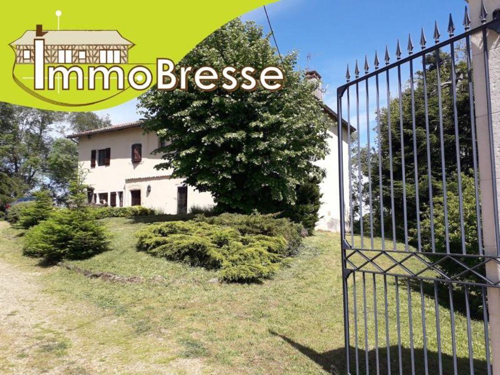 Achat maison 5chambres 240m² - Chavannes-sur-Reyssouze