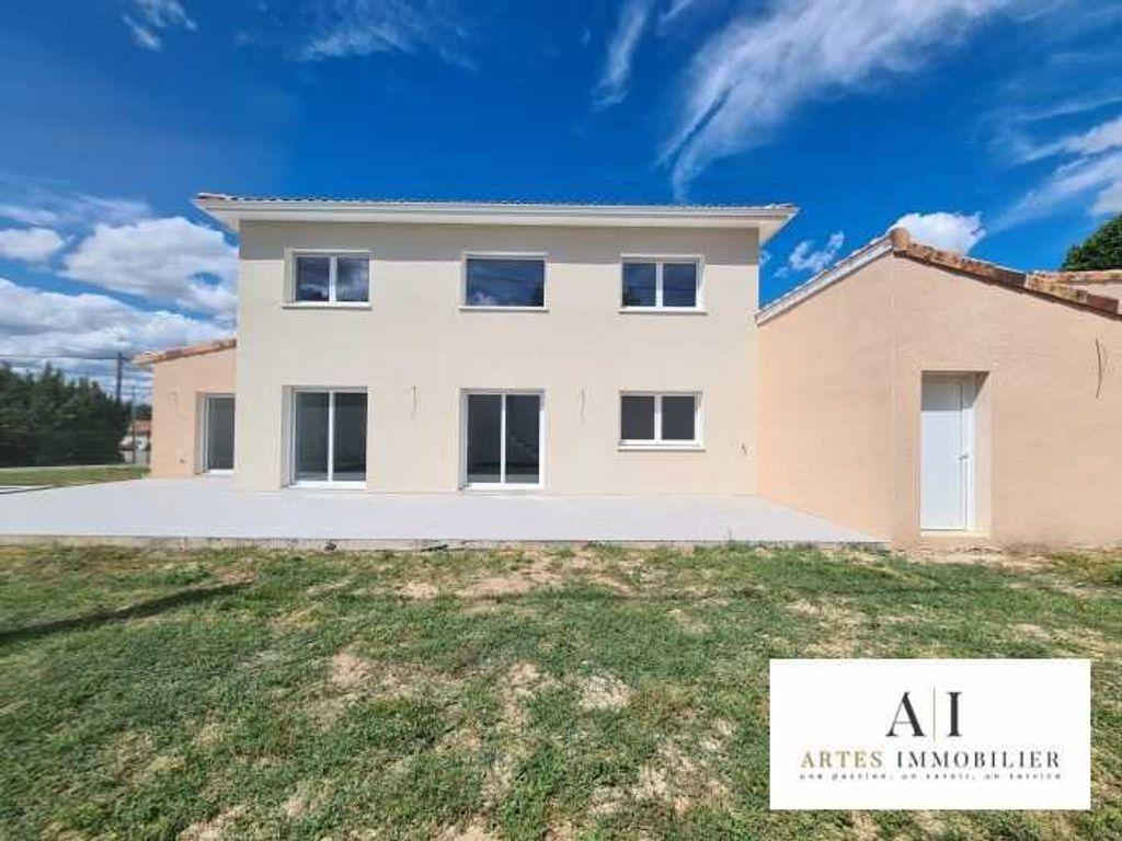Achat maison 4chambres 135m² - La Coucourde