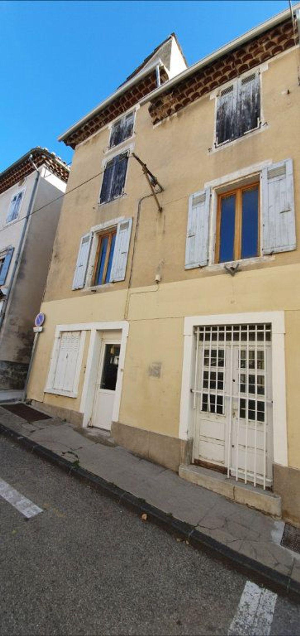 Achat maison 4chambres 181m² - Saint-Just-d'Ardèche