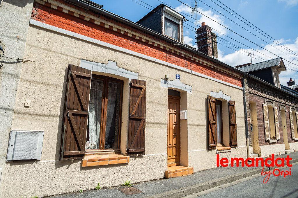 Achat maison 4chambres 130m² - Laon