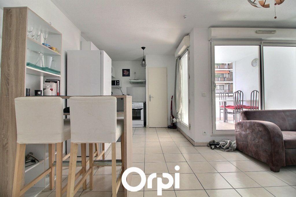 Achat appartement 2pièces 43m² - Marseille 2ème arrondissement