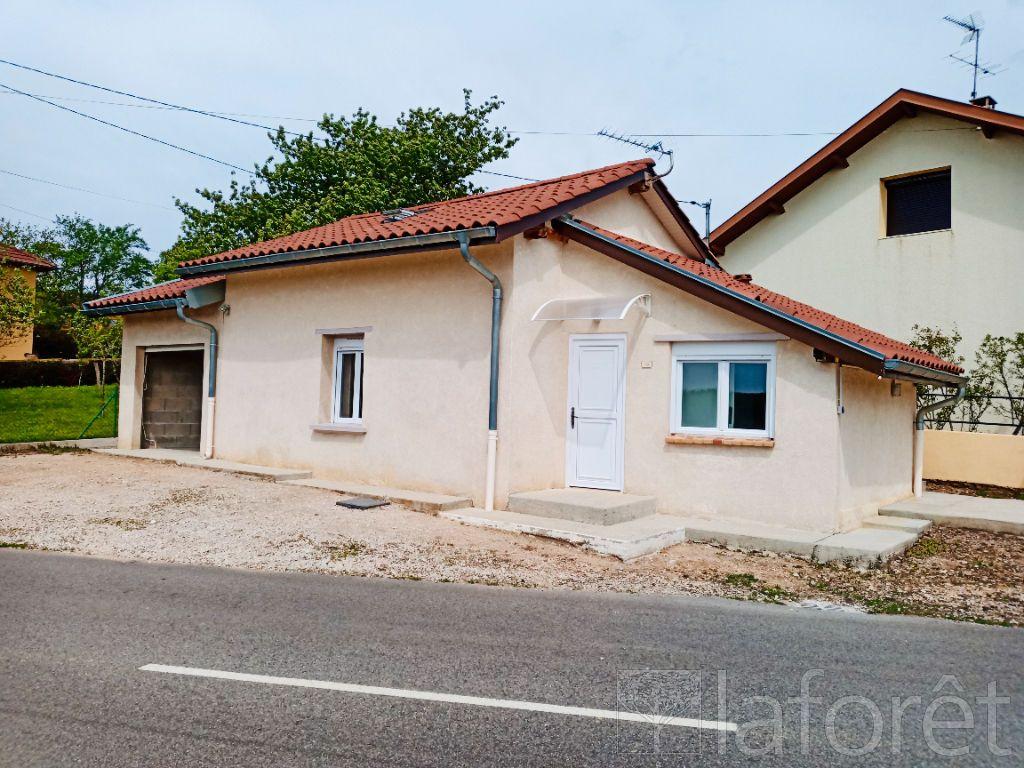 Achat maison 1chambre 47m² - Domsure