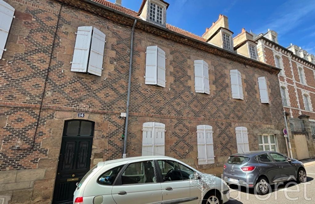 Achat maison 3chambres 150m² - Moulins