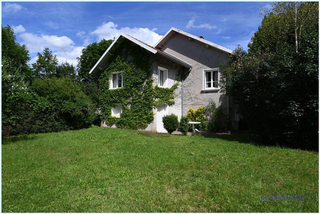 Achat maison 3chambres 133m² - Nurieux-Volognat