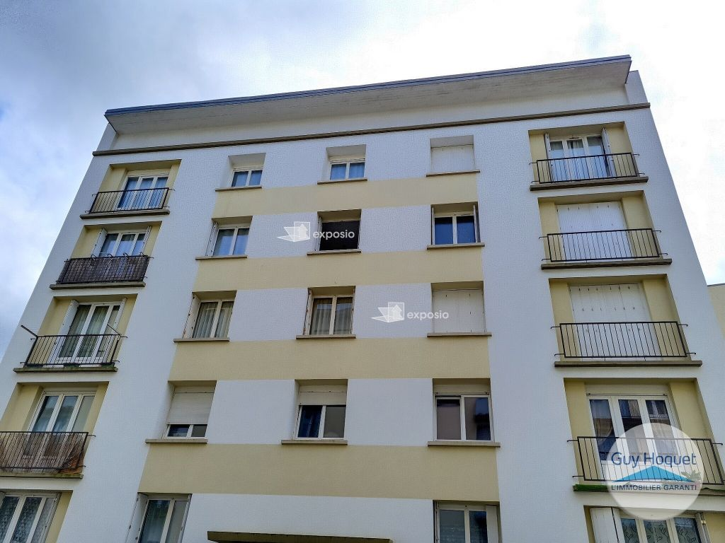Achat appartement 3pièces 55m² - Brest