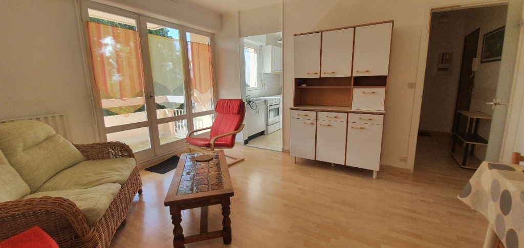 Achat appartement 2pièces 35m² - Saint-Brieuc