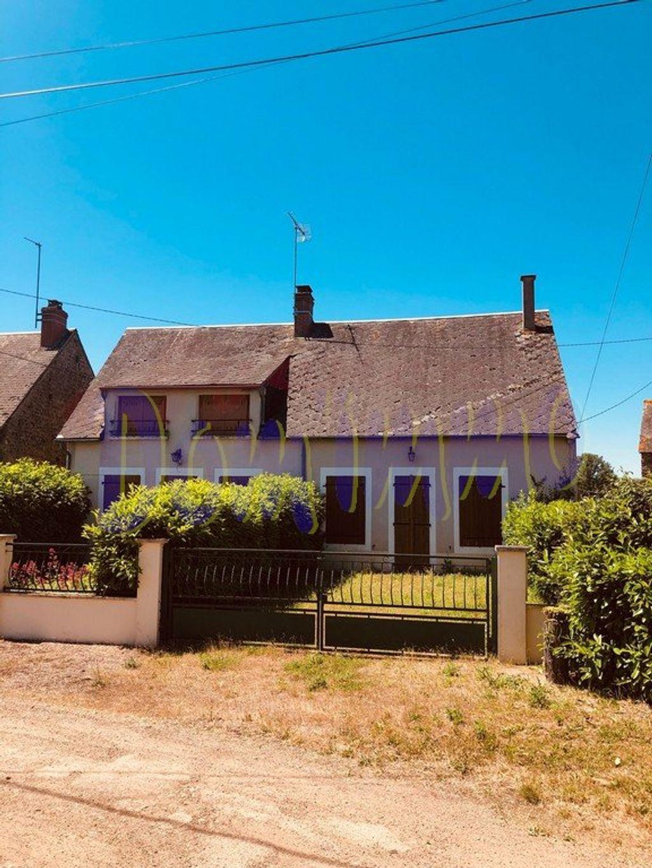 Achat maison 4chambres 131m² - Aunay-en-Bazois