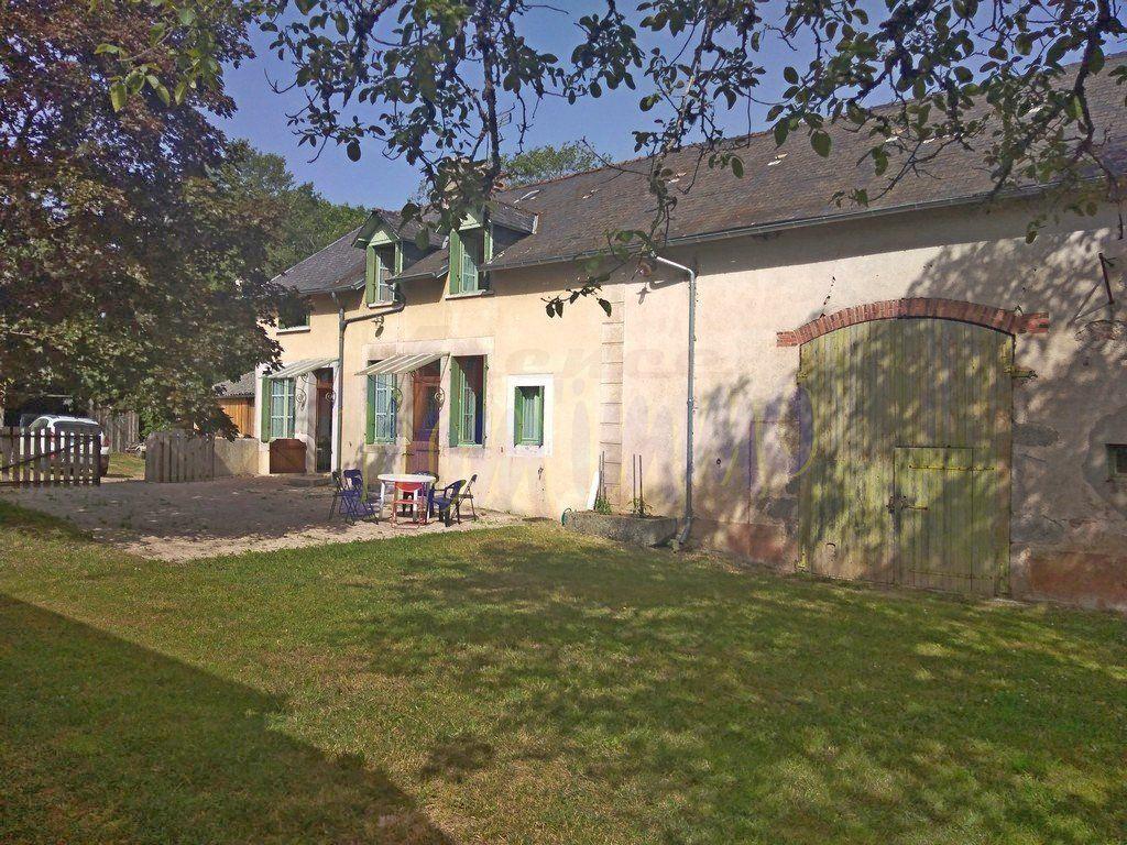 Achat maison 4chambres 117m² - Saint-Agnan