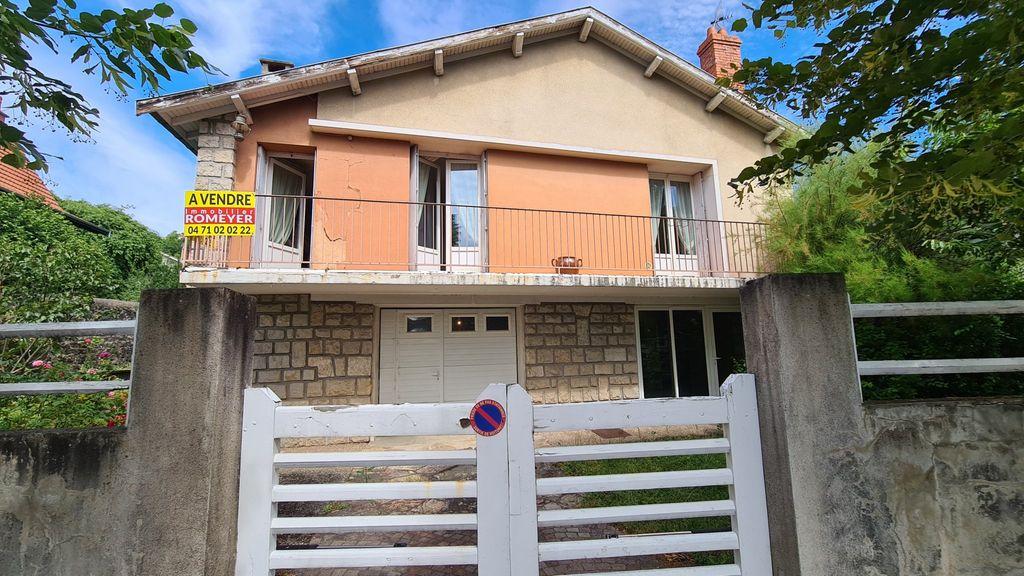 Achat maison 4chambres 126m² - Vals-près-le-Puy