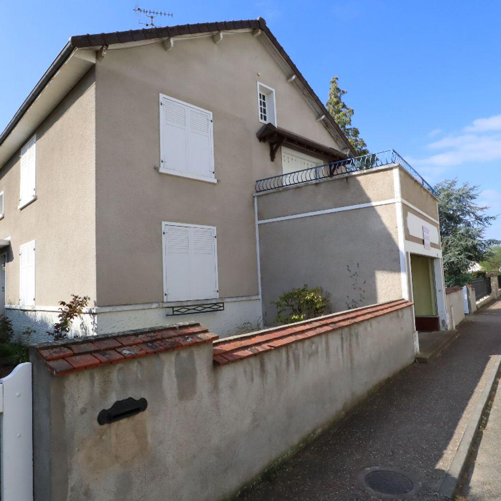 Achat maison 4chambres 132m² - Pougues-les-Eaux