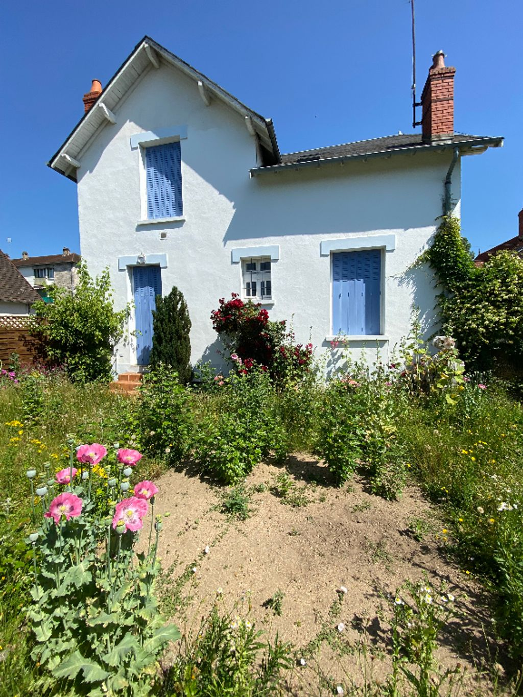Achat maison 4chambres 135m² - Nevers
