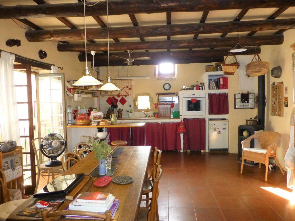 Achat maison 1 chambre(s) - Barjac