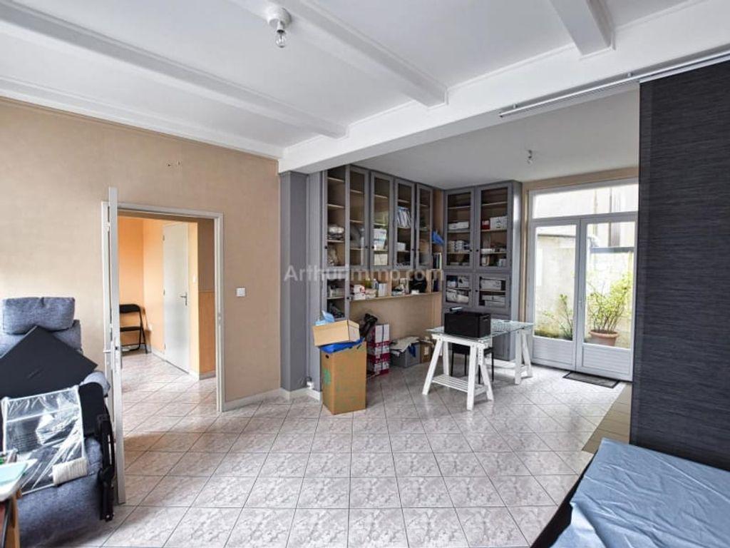 Achat maison 3chambres 92m² - Brest
