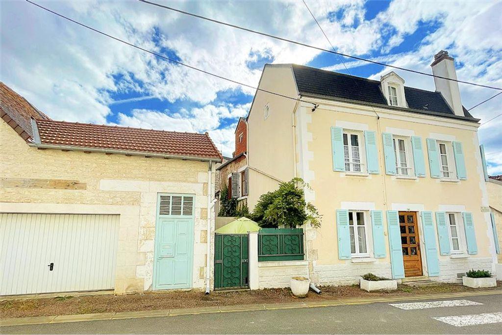 Achat maison 3chambres 105m² - Pouilly-sur-Loire
