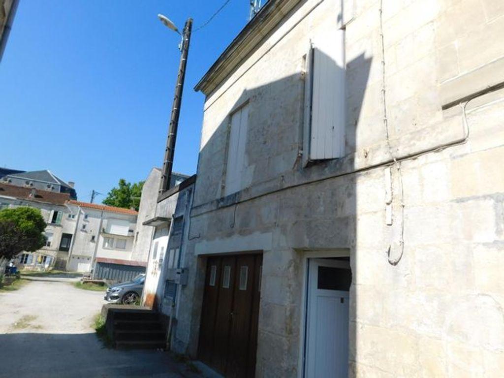 Achat maison 1chambre 40m² - Saintes