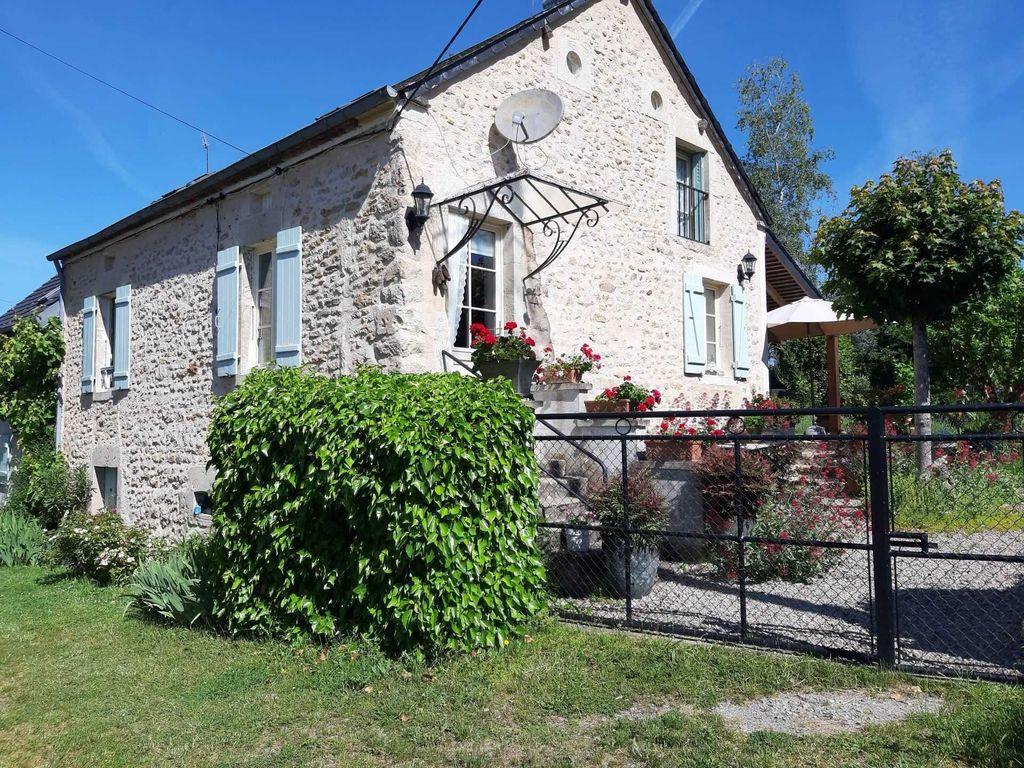 Achat maison 4chambres 140m² - Saint-Péreuse