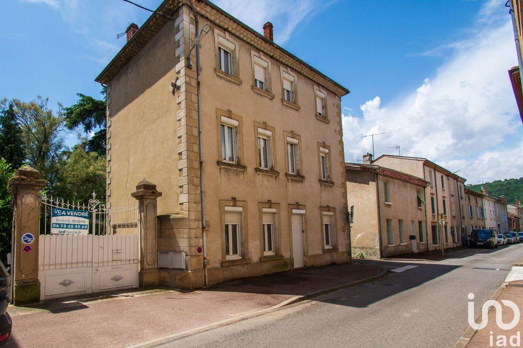 Achat maison 4chambres 200m² - Saint-Uze