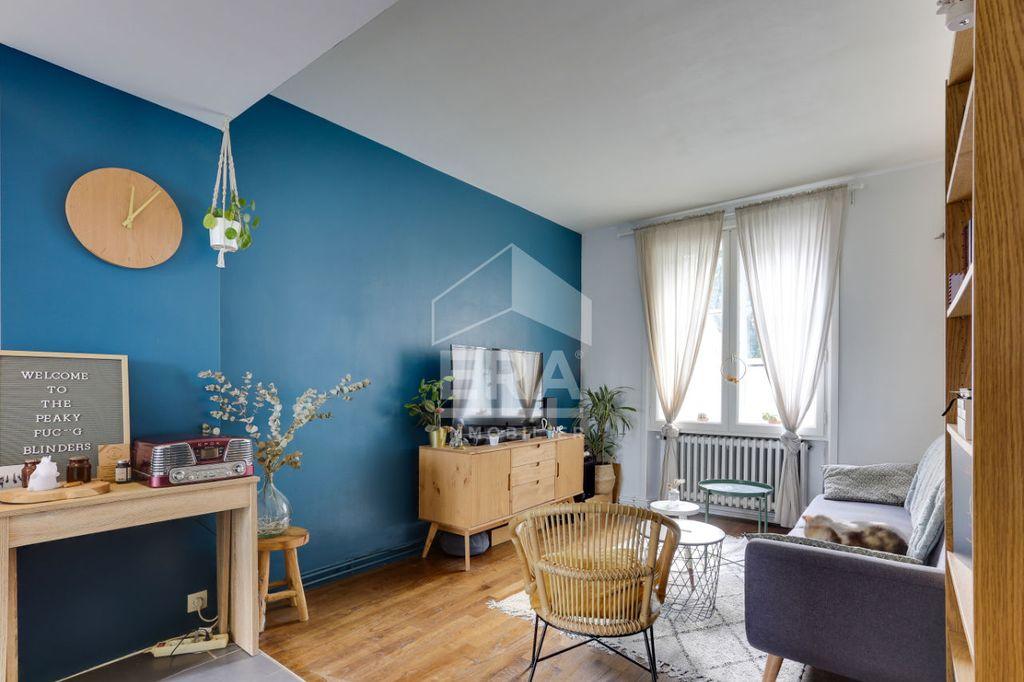 Achat appartement 3pièces 56m² - Rennes