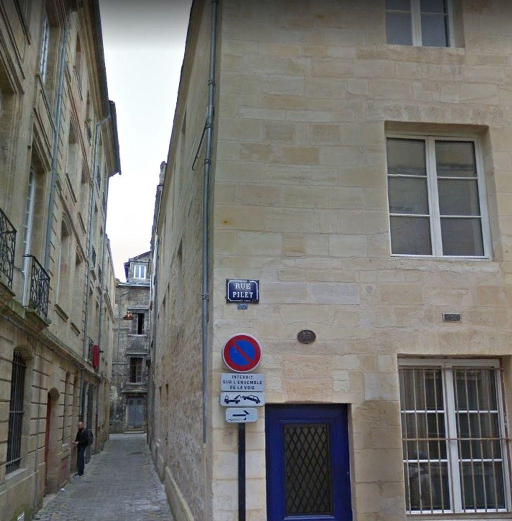 Achat studio 23m² - Bordeaux