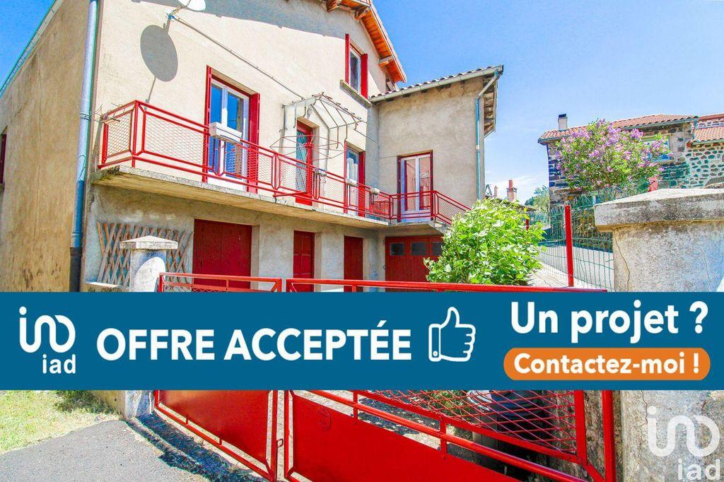 Achat maison 4chambres 96m² - Saint-Martin-de-Fugères
