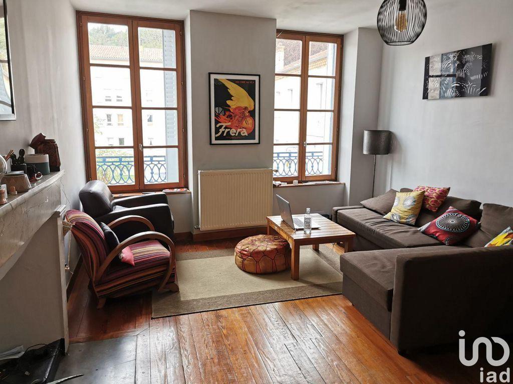 Achat appartement 3pièces 82m² - Crest