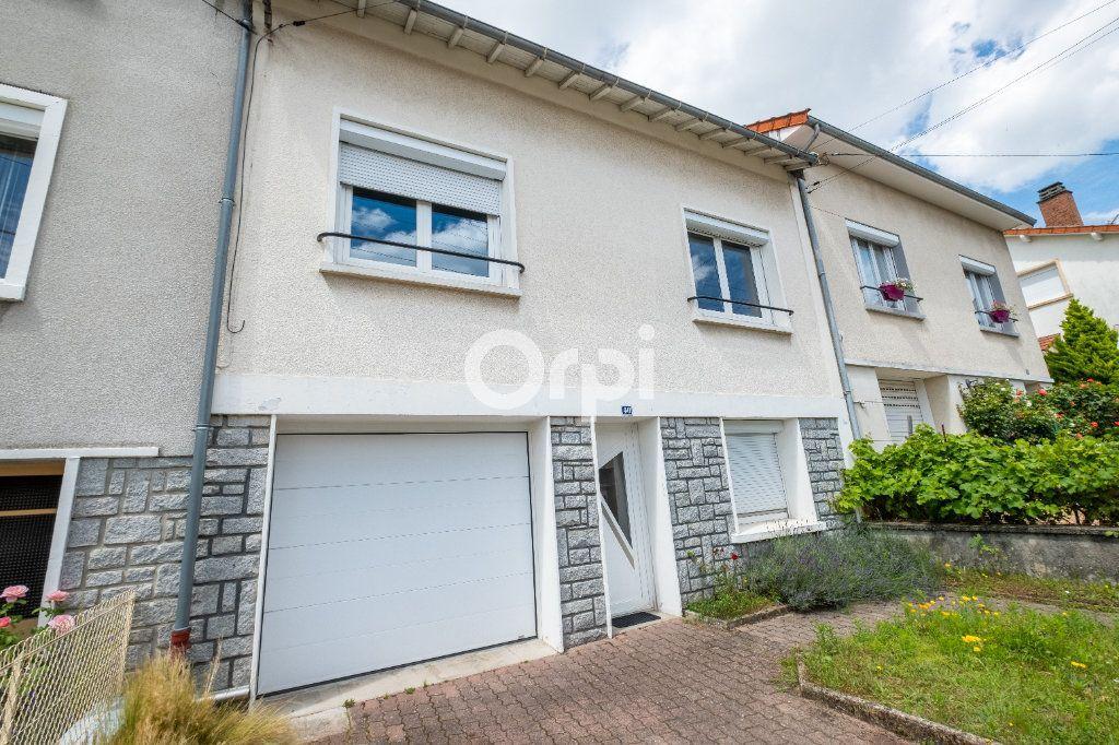 Achat maison 3chambres 102m² - Limoges