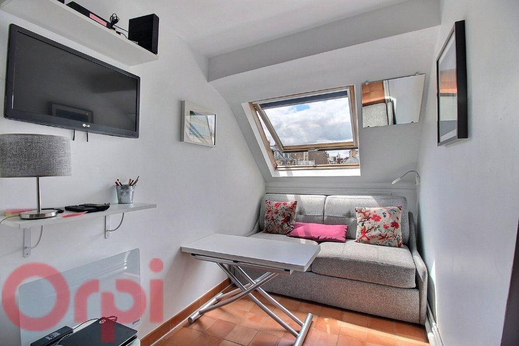 Achat studio 12m² - Paris 6ème arrondissement
