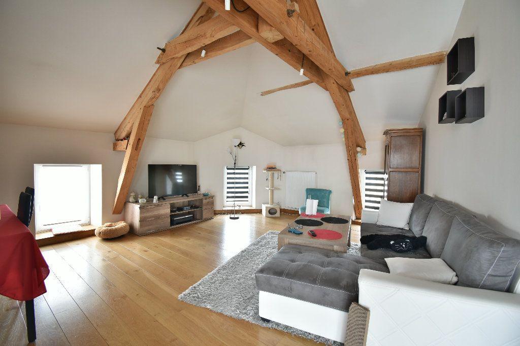Achat appartement 5pièces 107m² - Béligneux