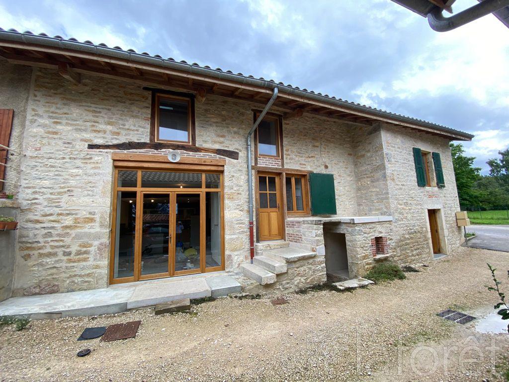 Achat maison 3chambres 120m² - Val-Revermont