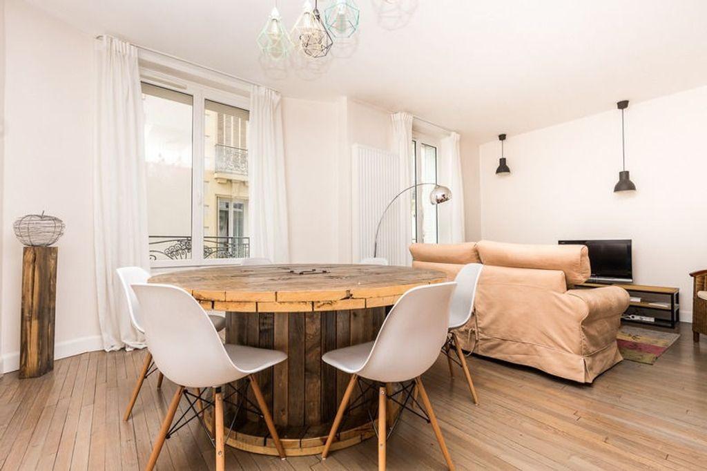 Achat appartement 3pièces 76m² - Vichy
