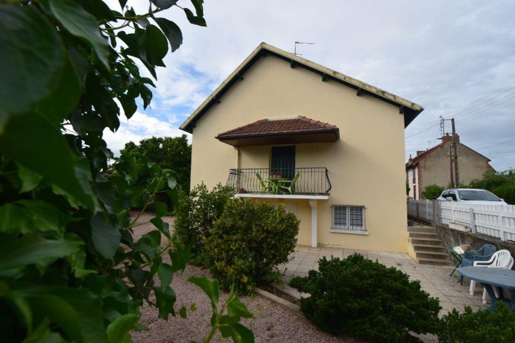 Achat maison 2chambres 101m² - Montluçon