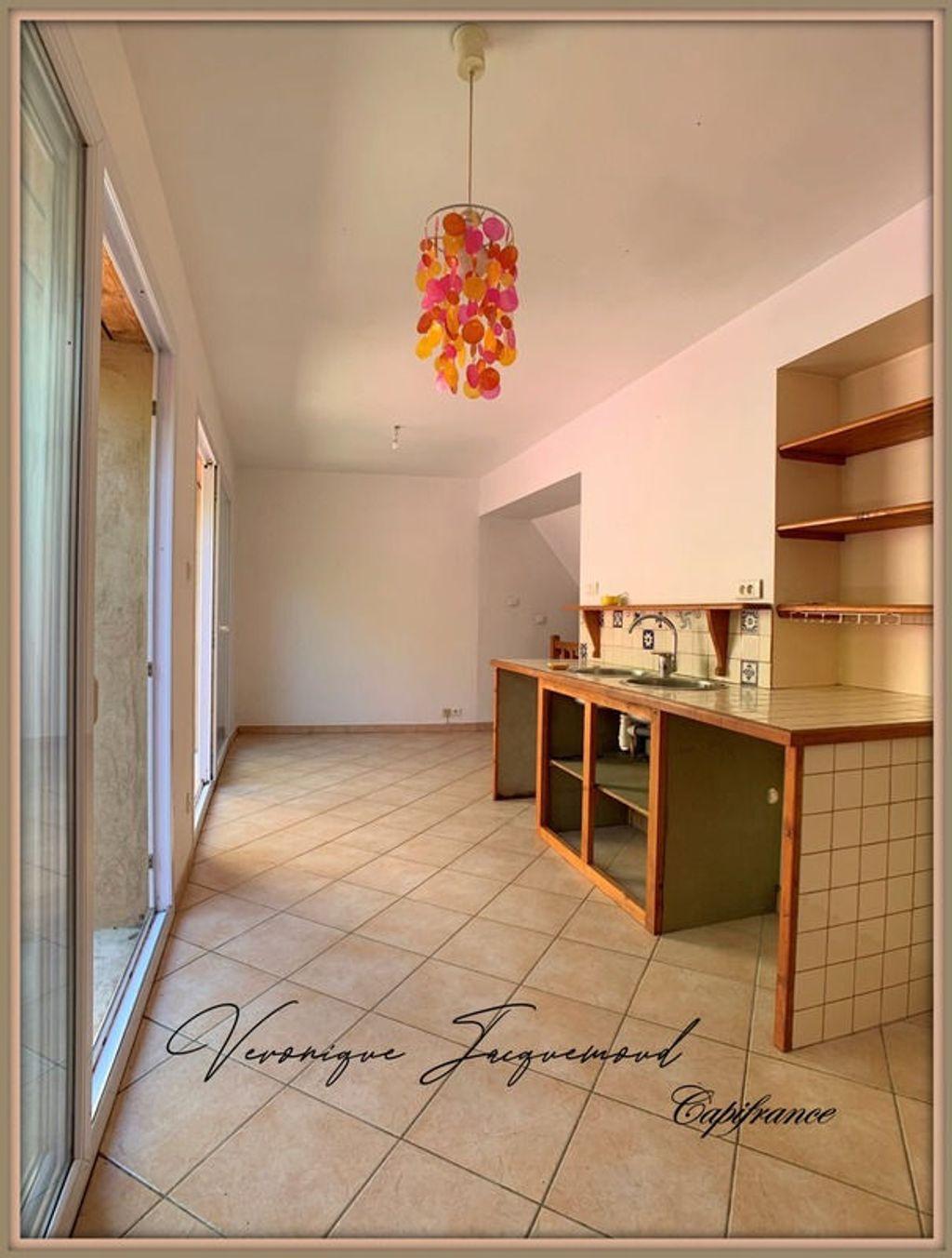 Achat appartement 3pièces 62m² - La Bégude-de-Mazenc