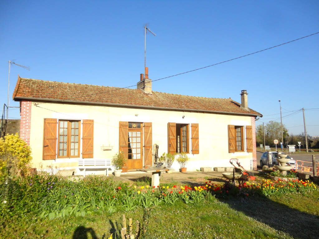 Achat maison 2chambres 69m² - Challuy
