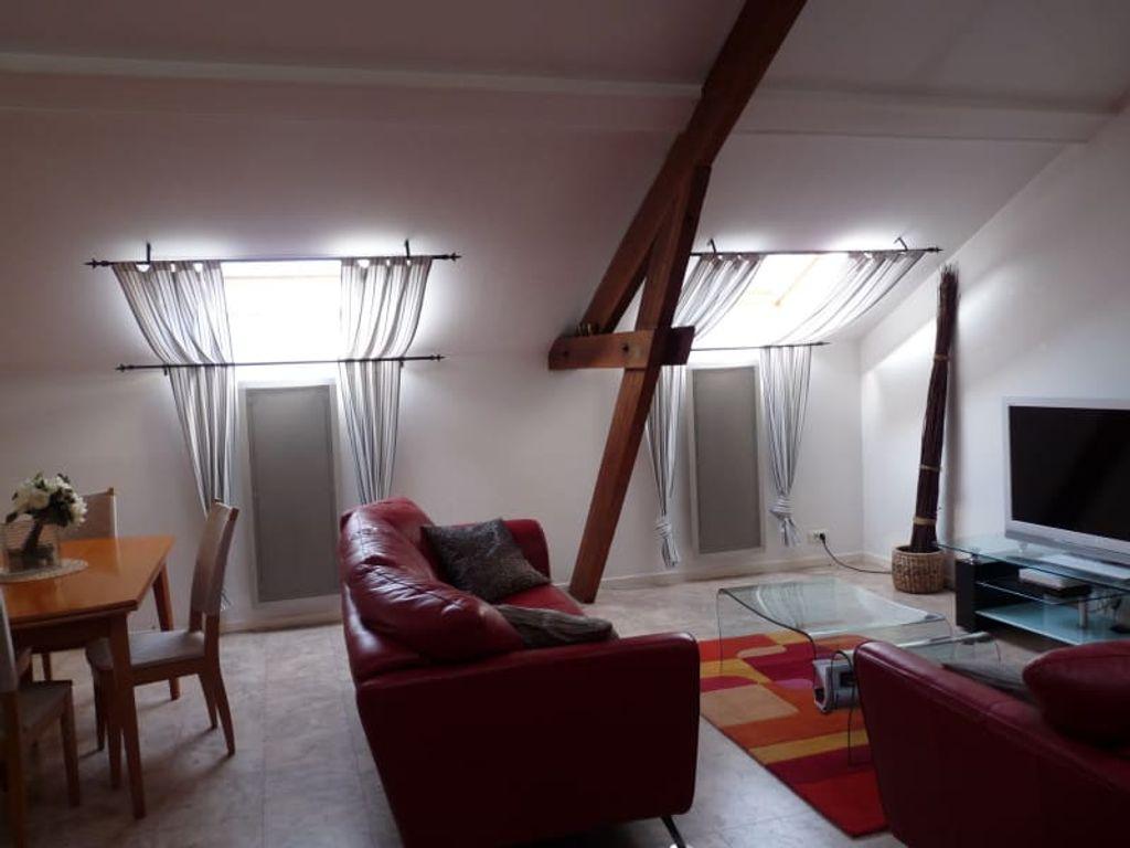 Achat appartement 2pièces 52m² - Chauny