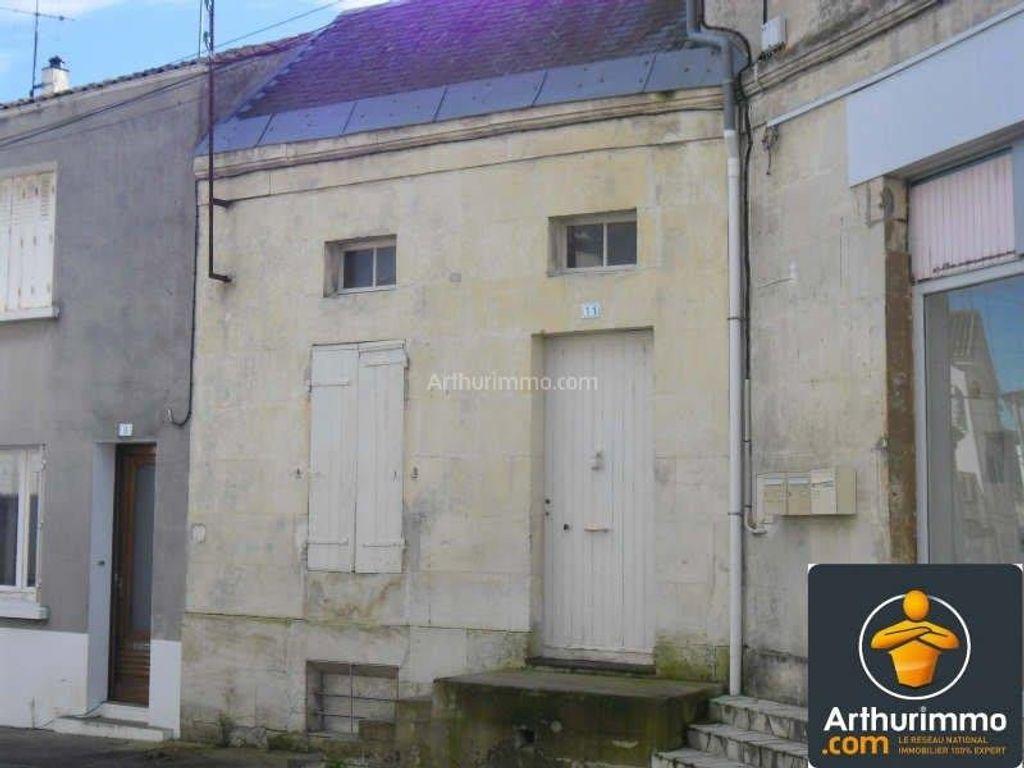 Achat maison 1chambre 44m² - Matha