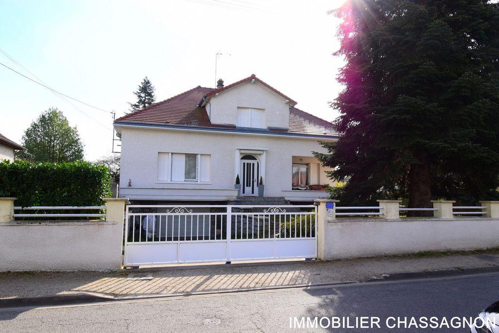 Achat maison 5chambres 230m² - Moulins