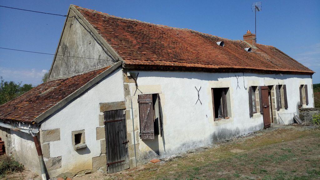 Achat maison 1 chambre(s) - Bourbon-l'Archambault