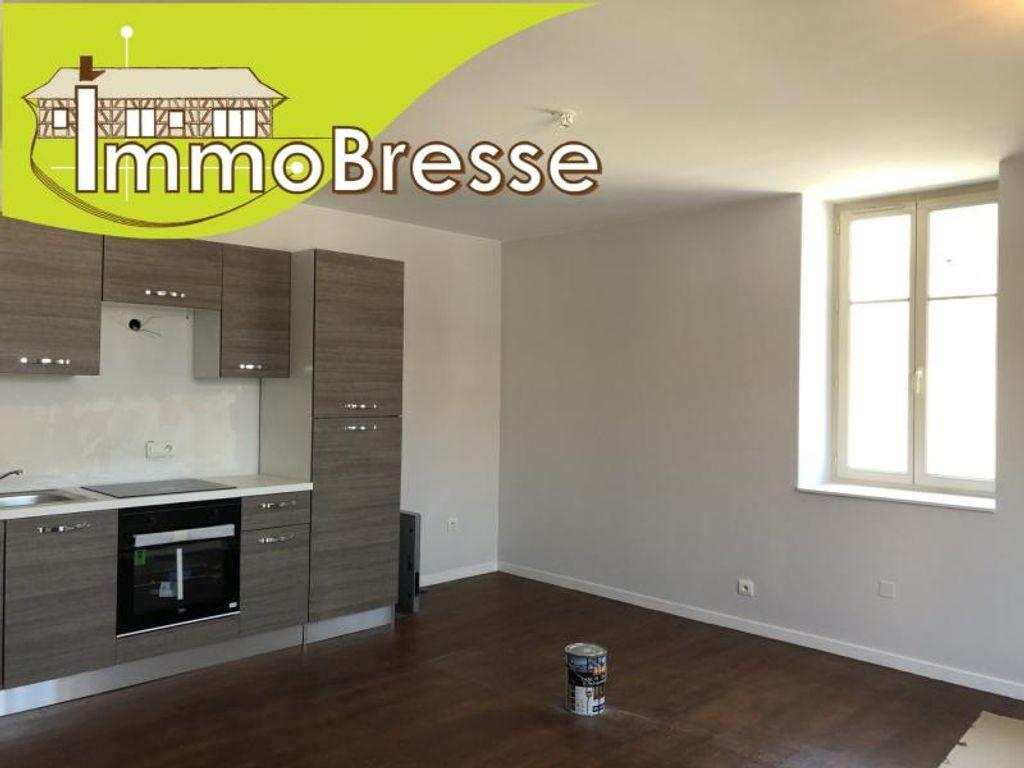 Achat appartement 3pièces 61m² - Saint-Didier-d'Aussiat