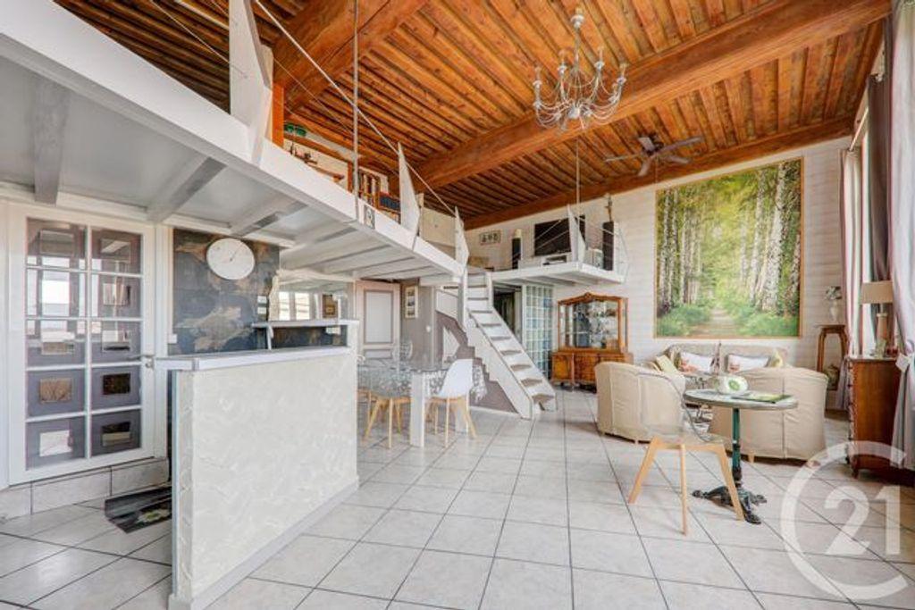 Achat loft 2pièces 47m² - Lyon 1er arrondissement