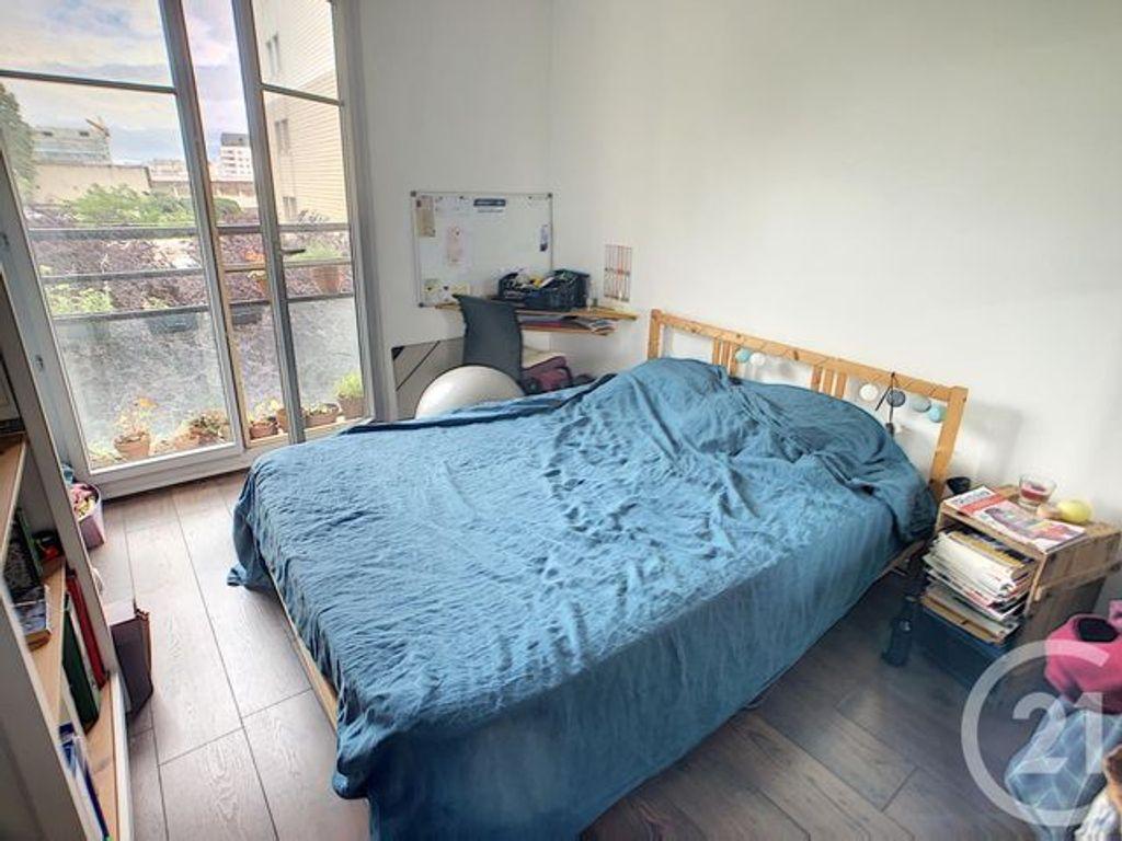 Achat appartement 2pièces 43m² - Lyon 7ème arrondissement