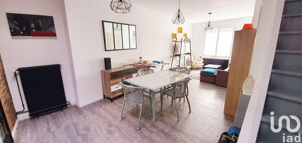 Achat maison 3chambres 88m² - Amiens