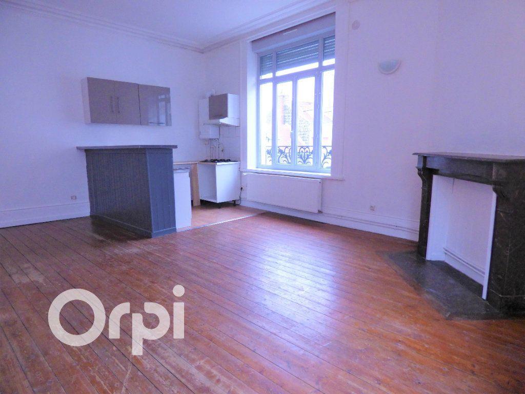 Achat appartement 2pièces 49m² - Boulogne-sur-Mer