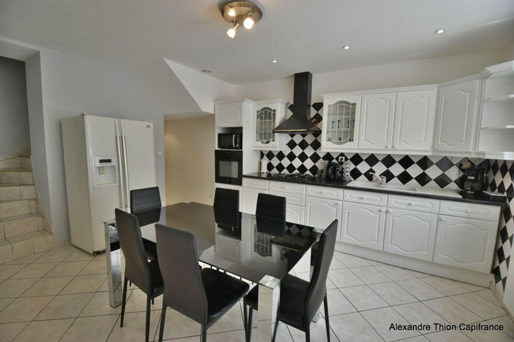 Achat maison 4chambres 130m² - Loyettes