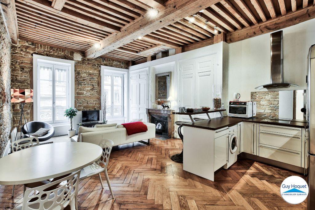 Achat appartement 2pièces 57m² - Lyon 6ème arrondissement