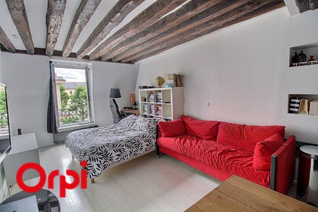 Achat studio 30m² - Paris 5ème arrondissement
