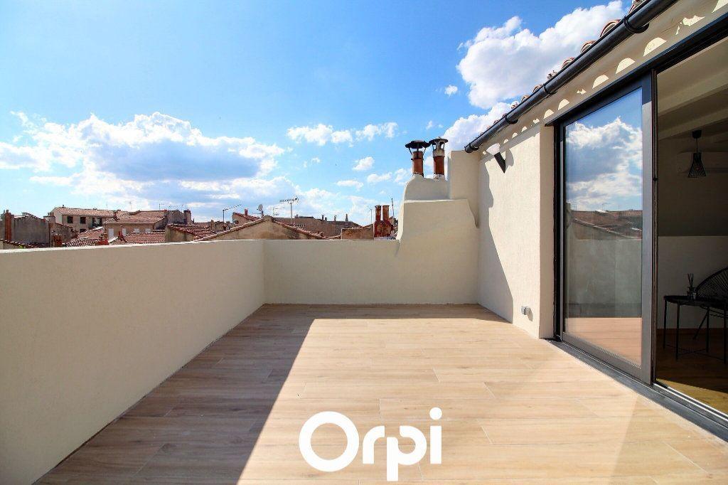 Achat duplex 4pièces 80m² - Marseille 7ème arrondissement