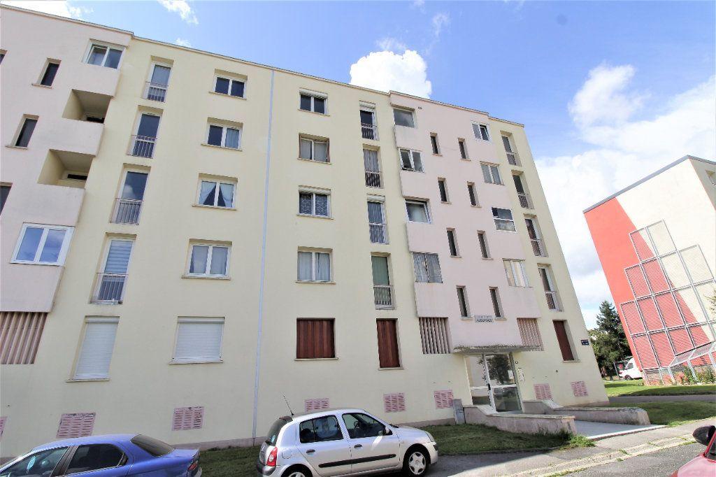 Achat appartement 3pièces 58m² - Noyon