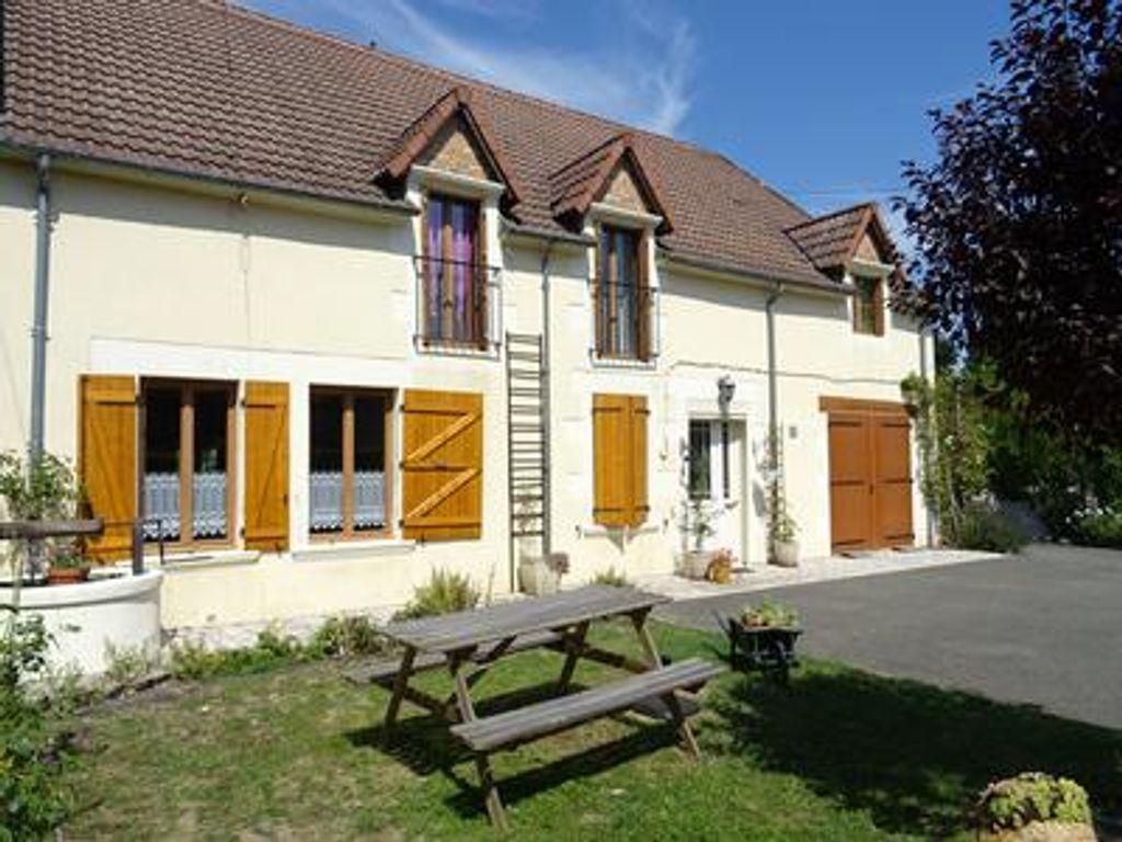 Achat maison 6chambres 185m² - Saint-Laurent-l'Abbaye