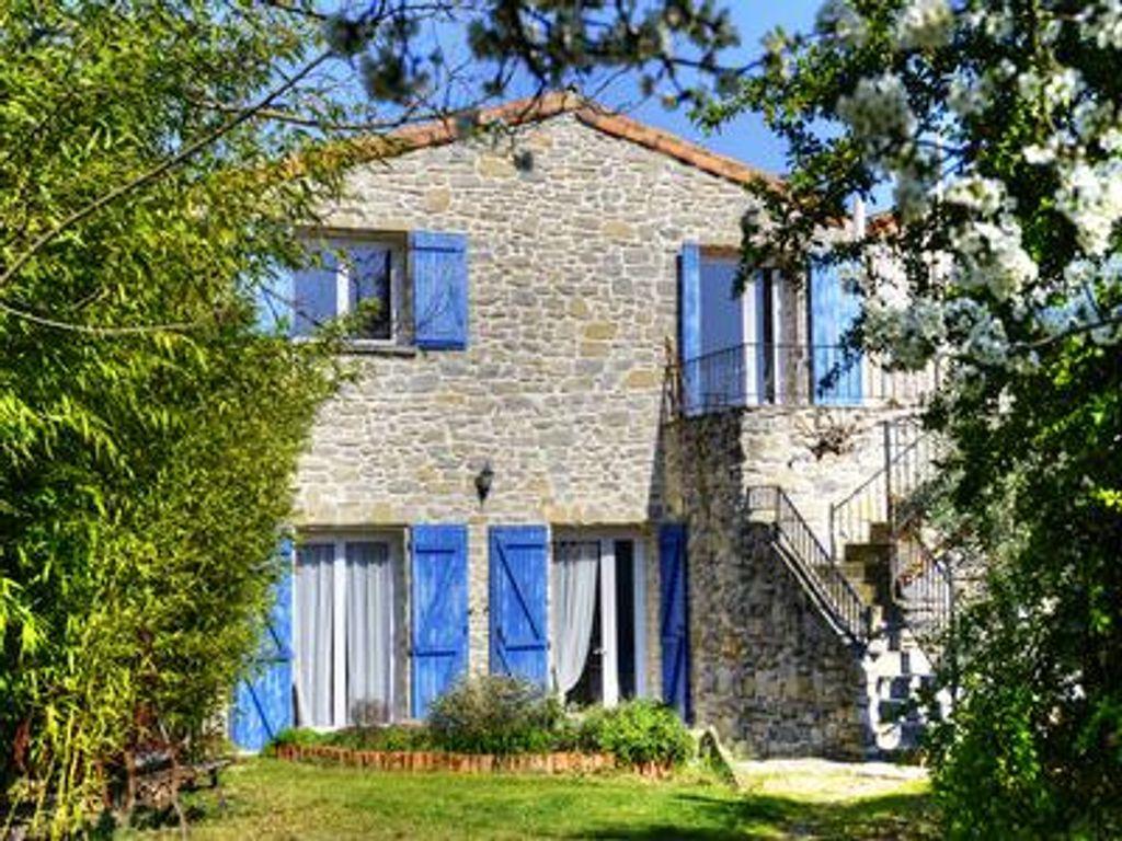 Achat maison 8 chambre(s) - Liouc