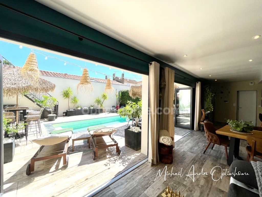 Achat maison 4 chambre(s) - Aigues-Mortes